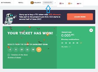 Dapat Bitcoin Gratis Up to 0.01 BTC dari Situs TrueFlip Terbukti Membayar