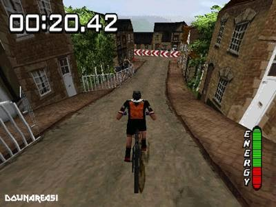 game downhill playstation