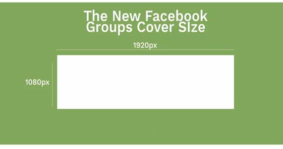 أبعاد غلاف صفحة الفيس بوك