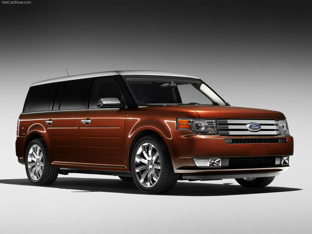 Ford Flex Wallpaper Car Wallpapers