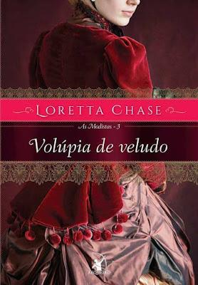 Volúpia de Veludo, terceiro livro da Série As Modistas na @editoraarqueiro