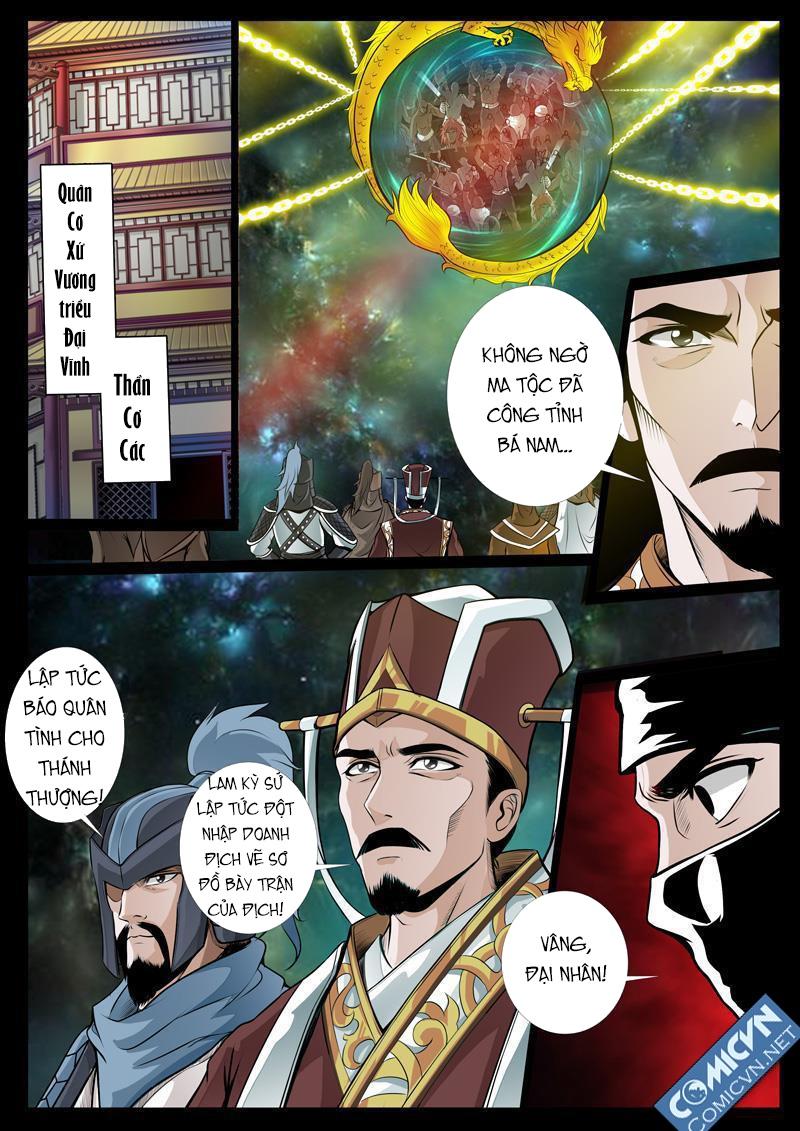 Long Phù Chi Vương Đạo Thiên Hạ Chap 29