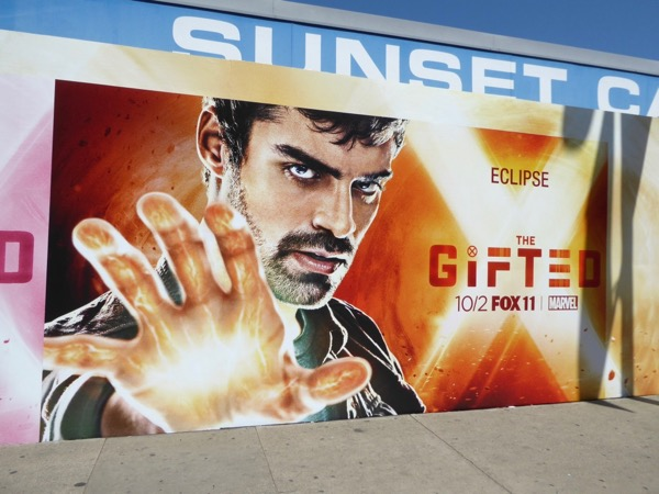 Gifted Eclipse street poster