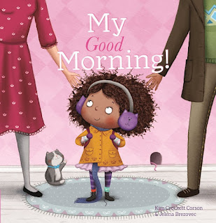 A funny picture book about a little girl's morning routines.  She's up, ready to go, and can do every task herself without any help from her parents! Parents will laugh as they recognize themselves and their children in this story.
