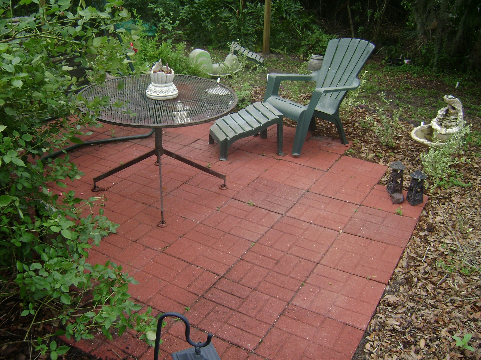 Serendipity in the Garden: Paving the way for a friend on Stepping Stone Patio Ideas  id=91219