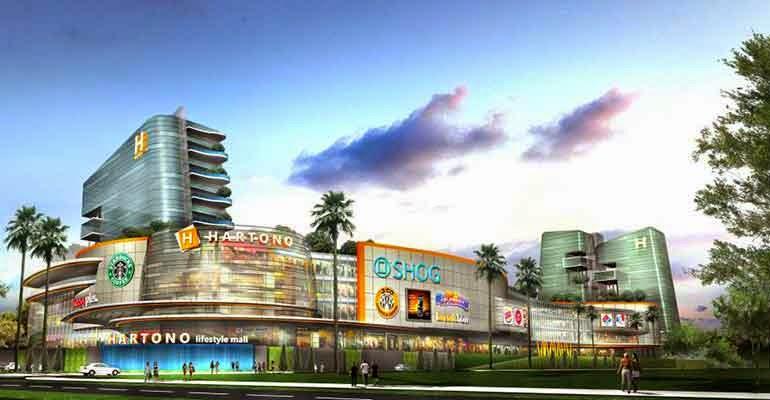 Hartono Mall Yogyakarta Dan Sahid Yogya Lifestyle City