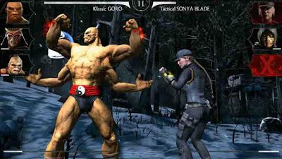 Mortal Kombat X v1.17.0 Mod APK2
