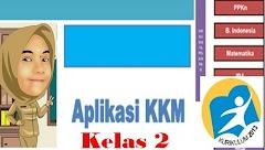 Aplikasi KKM Kelas 2 Kurikulum 2013 Terbaru