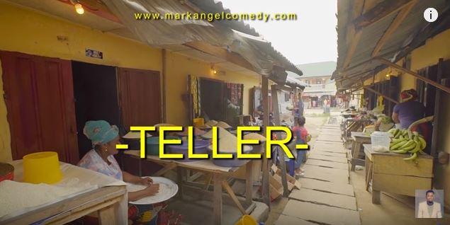MarkAngel Comedy With Emmanuella, Episode 138 - TELLER