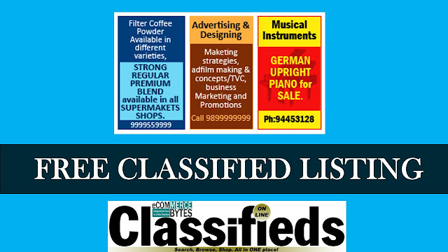 Website Classified ads Listing