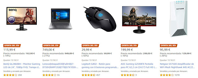 ofertas-18-02-amazon-7-ofertas-dia-3-ofertas-flash