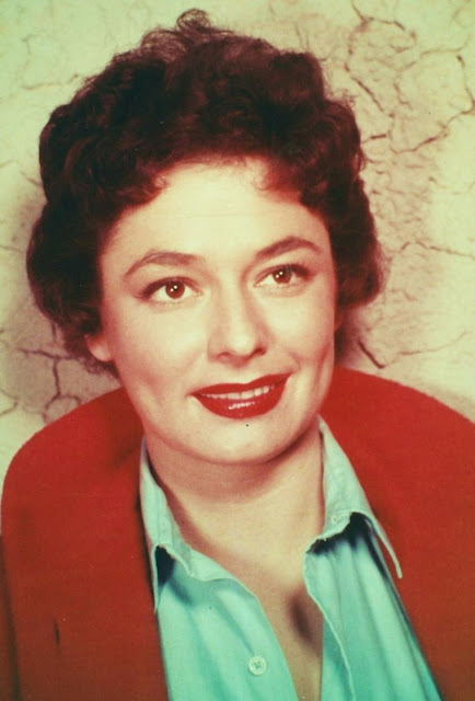 Ruth Roman Of Many Movies She Was In Strangers On A: Film Noir Photos: The Eyes Have It: Ruth Roman