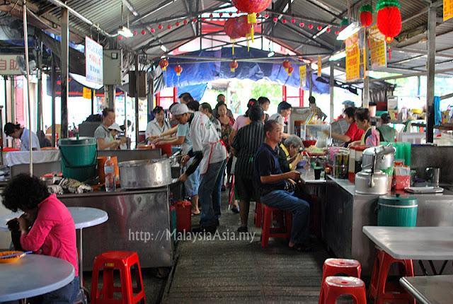Food Court Petaling Street