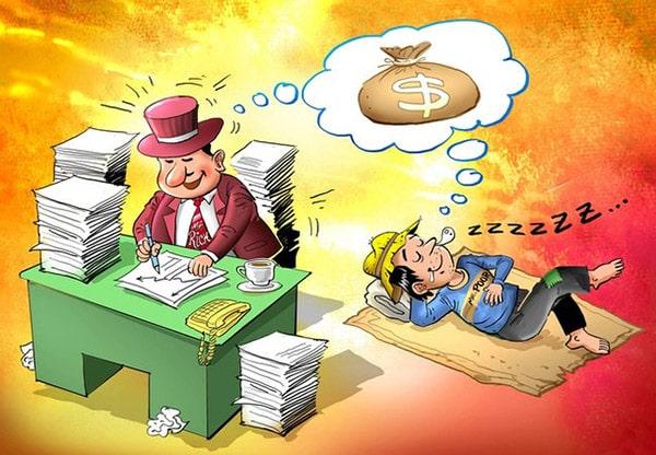 Отличие бедного человека от богатого 4