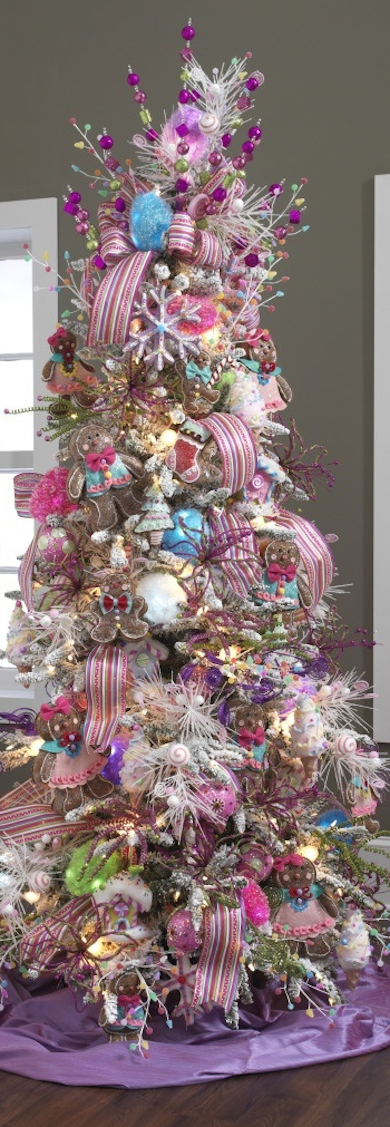 RAZ Candy Wonderland Christmas Tree