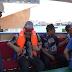 Penasehat Menteri KKP Dan Bupati Pekalongan Uji Ketangguhan Kapal Peralon Arungi Laut Jawa