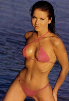 Natalia Oreiro en bikini