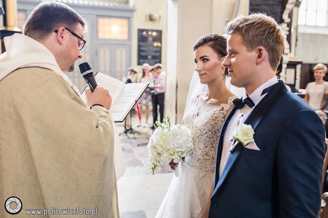 ślub kościół św. Mikołaja