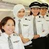 Inilah Pilot-pilot Cantik Asal Indonesia yang Akan Membuat Anda Terbang ke Angkasa