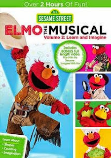 Enter the Elmo the Musical DVD Giveaway. Ends 5/30