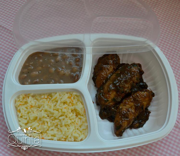 A sua comida vai ficar linda e apetitosa na Bandeja Galvanotek G 331