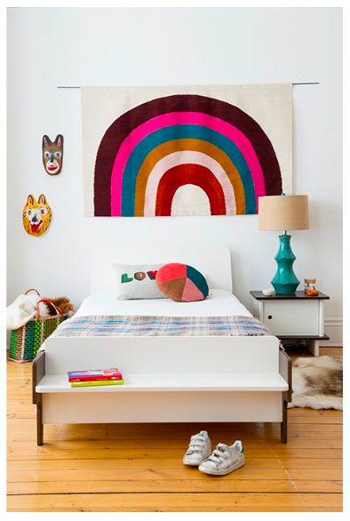 Add a Dose of Cheer with Some Rainbow-design addict mom