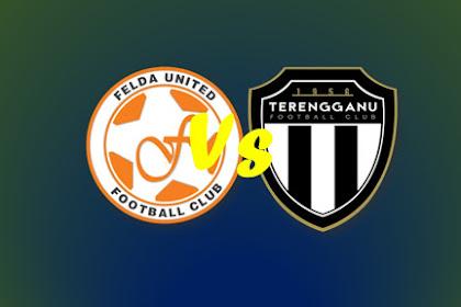 Live Streaming FELDA Vs TERENGGANU #Liga Super Malaysia 2019 #LS14