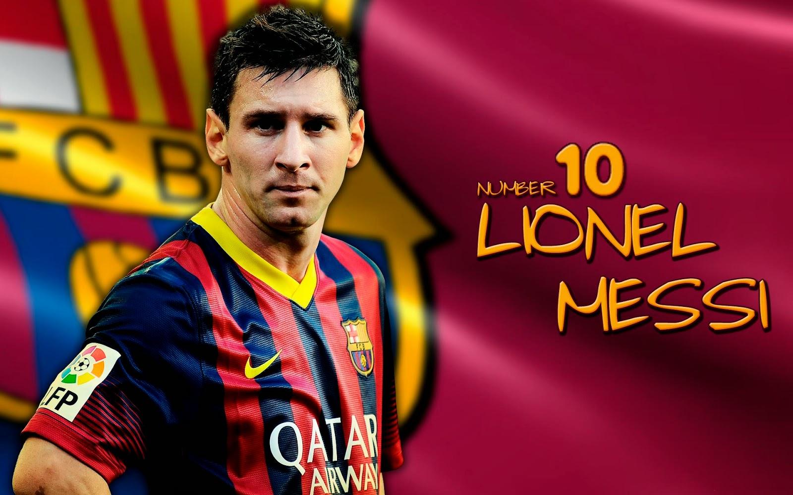 Kumpulan Wallpaper Trio MSN Fc Barcelona Lionel Messi Kata Kata