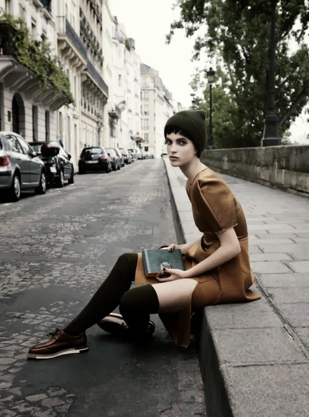 Editorial Fashion | The ParisIssue Antidote Magazine Fall-Winter 2013-2014