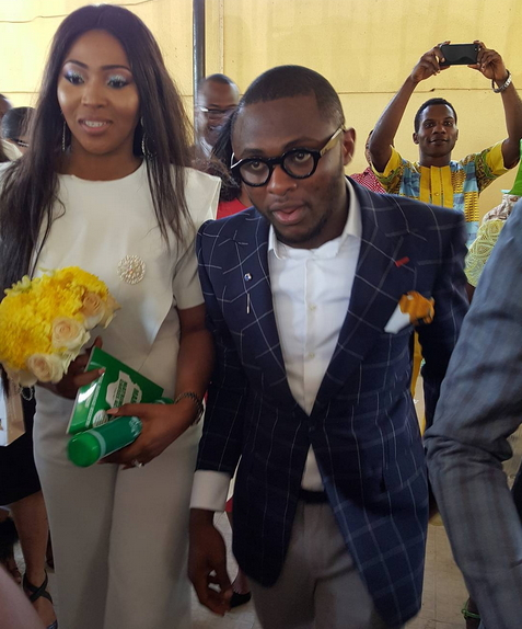 ubi franklin wedding picture