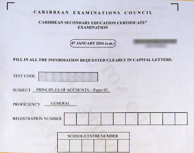 sixth term examination paper past papers