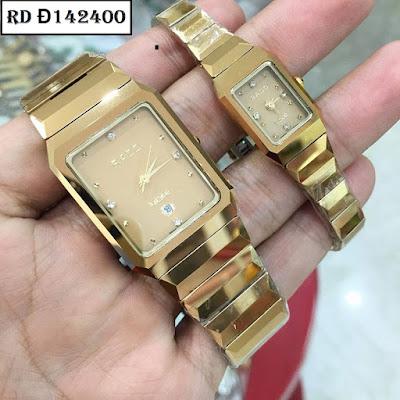 Đồng hồ đeo tay Movado Đ142400 sợi dây kết nối tình yêu của hai người