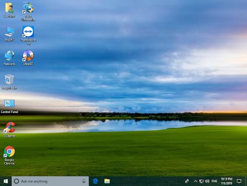 Bộ cài Windows 10 Pro, Version 1709, OS Build 16299.1239 (64-bit)