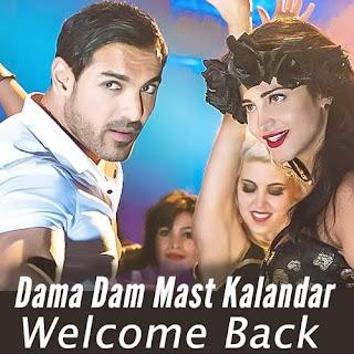 Dama Dam Mast Kalandar (Traditional) Lyrics - Welcome Back