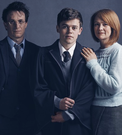 Elenco peça Harry Potter - Sorriso na Web