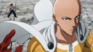 One Punch Man 2 – Episódio 08