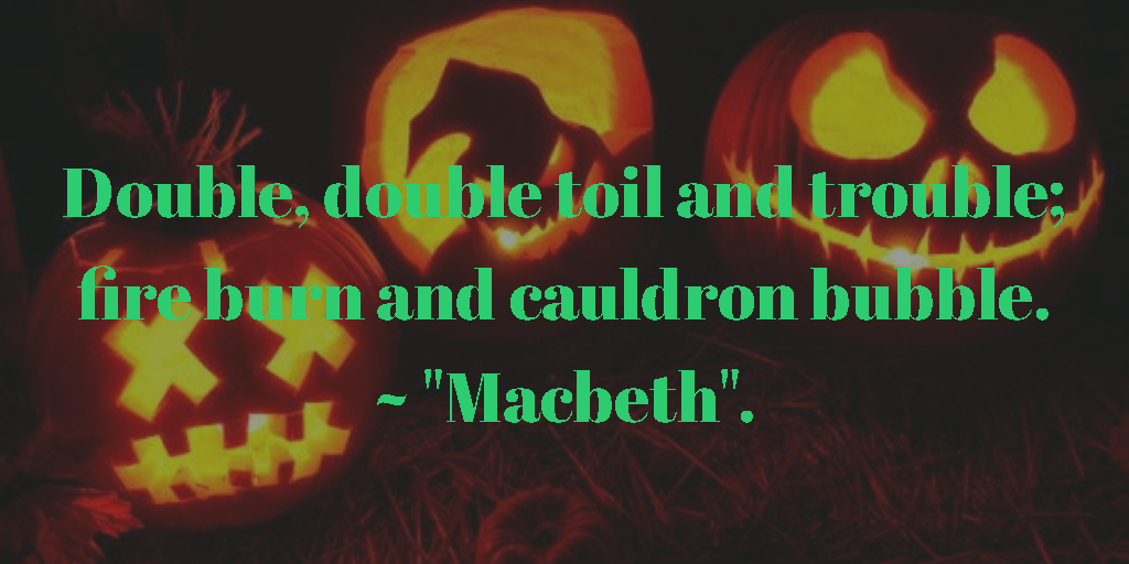 2017 Famous Halloween Quotes