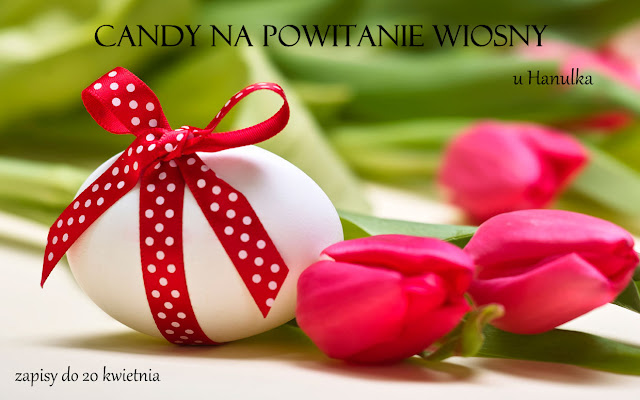 Candy na powitanie wiosny