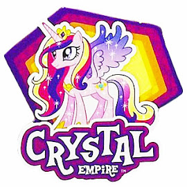MLP Crystal Empire Brushable Figures