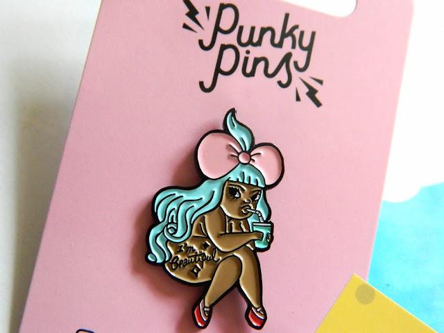 Punky Pins X Mel Stringer