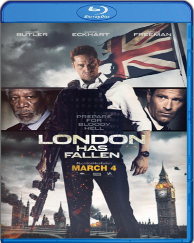 London Has Fallen [BD50] [2016] [Latino]