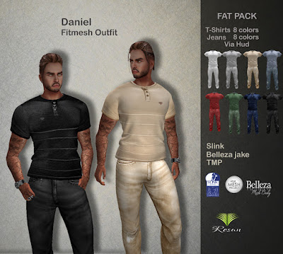 Resun Fashion Design: MEN