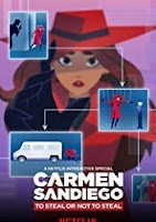 Carmen Sandiego – To Steal or Not to Steal 2020