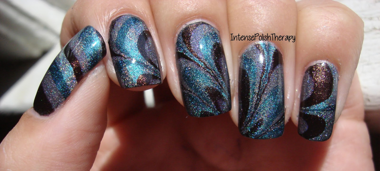 A-England - Rossetti's Goddess Collection Water Marble