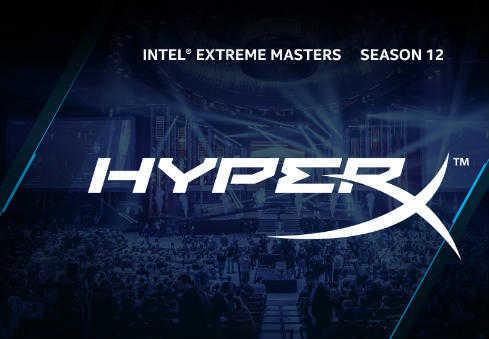 HyperX Kembali Menjadi Sponsor Acara Intel(R) Extreme Masters - Season 12