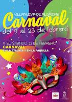 Villanueva de Algaidas - Carnaval 2020