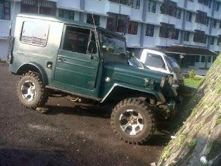 Jeep Lawas Dijual Willys Mitsubishi