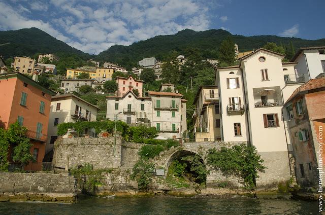 Lago di Como viaje Italia