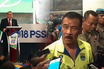 Tidak Hanya Sentil Umuh, Edy Rahmayadi Juga Tuduh Bobotoh Persib Primitif !!