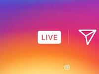 Yess, Pengguna Instagram Sekarang Bisa Live Video Streaming di Instagram Stories